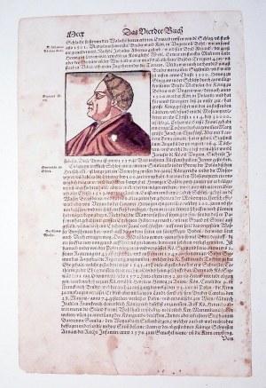 LITWA. Zestaw 5 kart, edycja niem.; zawiera 6 kolor. drzew.: 1) modlący się Litwini – Littawer beteh ...