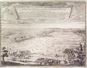 WARSZAWA. II bitwa pod Warszawą (31 VII 1705), mająca miejsce w czasie III wojny północnej miedzy wo ...