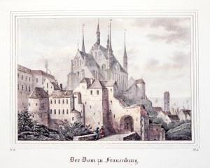FROMBORK. Katedra; wym.: 184x130 mm; Der Dom zu Frauenburg; ...