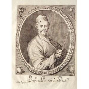 SAPIEHA, PAWEŁ JAN (1609-1665), senator, podstoli litewski, wojewoda witebski i wileński, hetman wie ...
