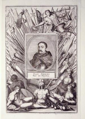 WILANÓW – JAN III SOBIESKI (1629-1696), król Polski i wielki książę litewski w latach 1674-1696; por ...