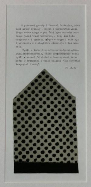 Józef HAŁAS (1927-2015), Z cyklu: Notatki Hałasa, ok. 1980