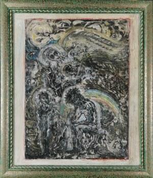 Zdzisław LACHUR (1920-2007), Świętość życia, 1992
