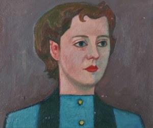 Stanisław WAŁACH (1919-1983), Portret cioci, 1956