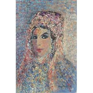 Stan RESZKA [Janusz Andrzej RESZKA] (ur. 1952, Piękna arabska dziewczyna