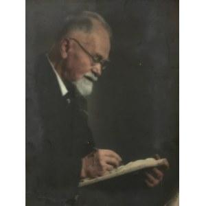 Seweryn BŁOCHOWICZ (1912-2006) - ?, Portret Jana Wysockiego