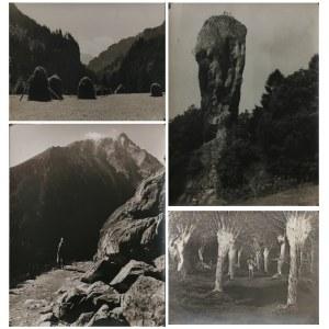 Seweryn BŁOCHOWICZ (1912-2006), Zestaw 10 fotogramów - Pejzaże