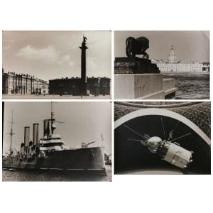 Seweryn BŁOCHOWICZ (1912-2006), Zestaw 9 fotogramów