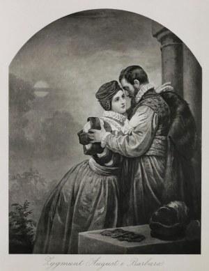 Artur GROTTGER (1837-1867), Wieczory zimowe, 1892