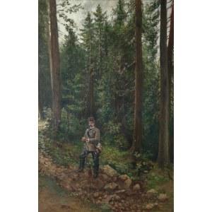Włodzimierz ŁUSKINA (1849-1894), Na stanowisku, 1891