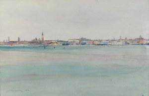 Aleksander AUGUSTYNOWICZ (1865-1944), Wenecja, 1906