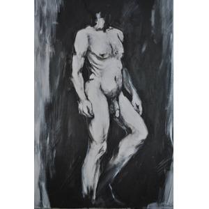 Małgorzata Korenkyewicz (1968), Akt męski (2016)