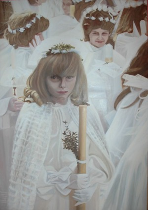 Kinga Nowak (1977), Komunia Święta (2004)