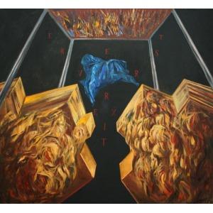 Adam Rokowski (1977), Et resurrexit, z cyklu B.CIAŁA, (2015)