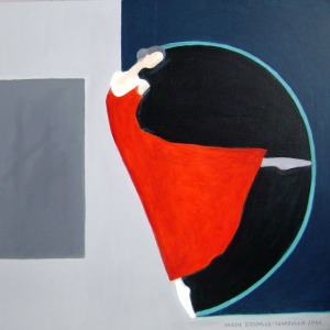 Wanda Badowska-Twarowska (1950), Czerwona Giselle (2016)