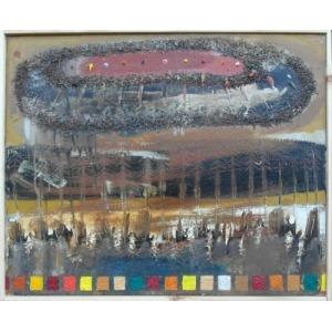 Piotr C. Kowalski (1951), Soleil rouge anglais (1991/2016)