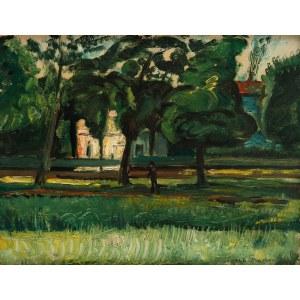 Nathan Grunsweigh (1880 Kraków - 1956), Dom wśród drzew