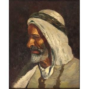 Nador Vagh - Weinmann (1897 - 1978), Portret / Głowa Araba