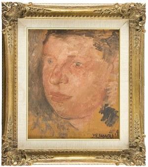 Joachim Weingart (1895 Drohobycz - 1942 Auschwitz), Portret 1930 r.
