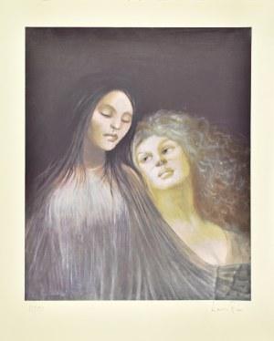 Leonor Fini (1907-1996), Dwie kobiety