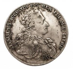 Polska, Stanisław II August Poniatowski 1764-1795, talar 1766