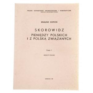 Kopicki E., Skorowidz pieniędzy polskich i z Polską związanych cz.2