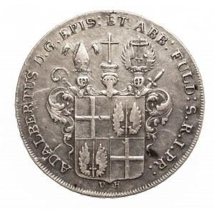 Niemcy, Fulda - biskupstwo - Adalbert III von Harstall (1788–1802), talar 1795, Fulda. BROSZKA.