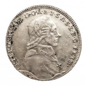 Austria, Salzburg 20 kreuzer 1782 M, Hieronymus Graf Colloredo 1772-1803.