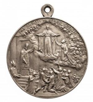 Watykan, medal 1925, Pius XI 1922-1933.