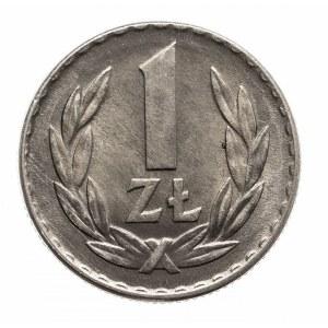Polska, PRL 1944-1989, 1 złoty 1966