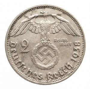 Niemcy, III Rzesza 1933-1945, 2 maki 1938 D, Hindenburg