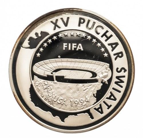 Polska, Rzeczpospolita Polska od 1989, 1000 złotych 1994 FIFA
