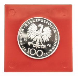 Polska, PRL 1944-1989, 100 złotych 1976, Kościuszko, próba