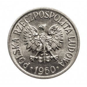 Polska, PRL 1944-1989, 5 groszy 1960
