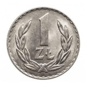 Polska, PRL 1944-1989, 1 złoty 1971