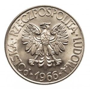 Polska, PRL 1944-1989, 10 złotych 1966 Kościuszko (1)