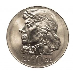 Polska, PRL 1944-1989, 10 złotych 1972 Kościuszko