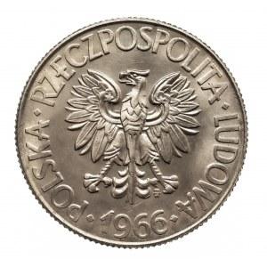 Polska, PRL 1944-1989, 10 złotych 1966 Kościuszko (2)