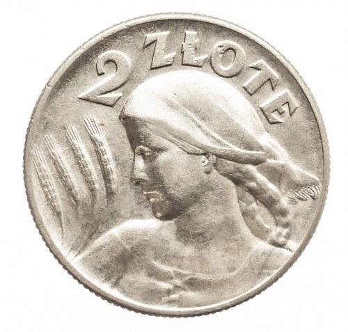 Polska, II Rzeczpospolita 1918-1939, 2 złote 1925., Londyn
