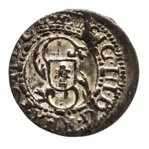 Polska, Zygmunt III Waza 1587–1632, miasto Ryga, szeląg 1617, Ryga