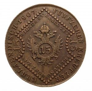 Austria, Franciszek I, 30 krajcarów 1807 A, Wiedeń