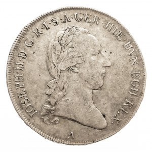 Austria, Niderlandy Józef II, 1/2 talara 1788 A, Wiedeń (3)
