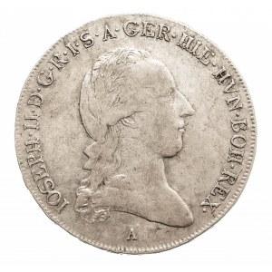 Austria, Niderlandy Józef II, 1/2 talara 1788 A, Wiedeń (5)