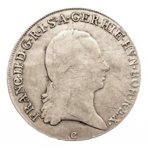 Austria, Niderlandy Franciszek II, 1/2 talara 1797 C, Praga (4)