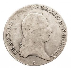 Austria, Niderlandy Franciszek II, 1/2 talara 1797 C, Praga (5)