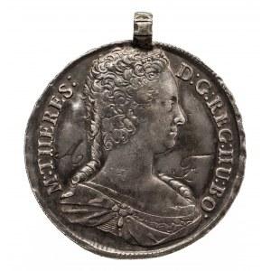Węgry, Maria Teresa, talar 1743 KB