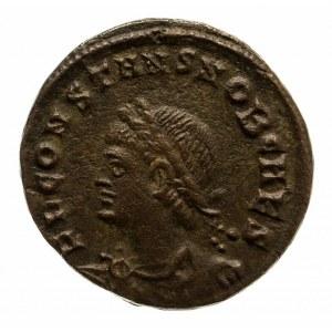 Cesarstwo Rzymskie, Konstans 337-350, follis, Konstantynopol