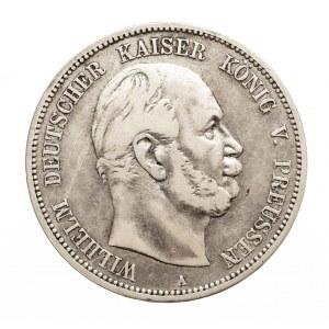 Niemcy, Cesarstwo Niemieckie 1871-1918, Prusy, Wilhelm I 1861-1888, 5 marek 1876 A, Berlin