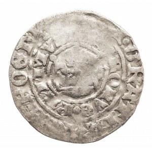 Czechy, Karol IV Luksemburski (1346–1378), grosz praski, Kutna Hora.