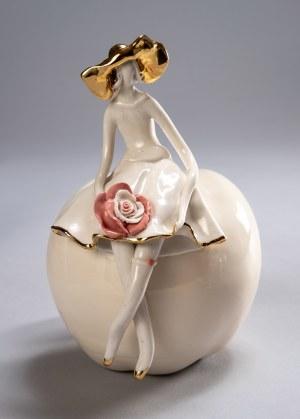 Karolina Szeląg, Jabłko porcelanowe